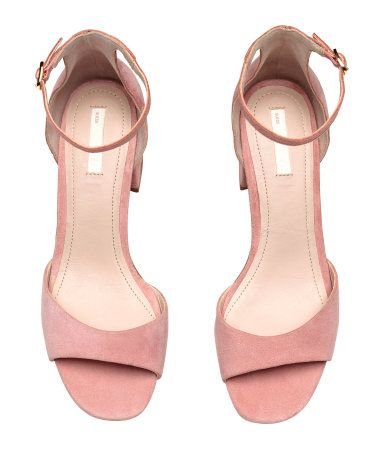 4267c4d2bbe8 Suede Sandals