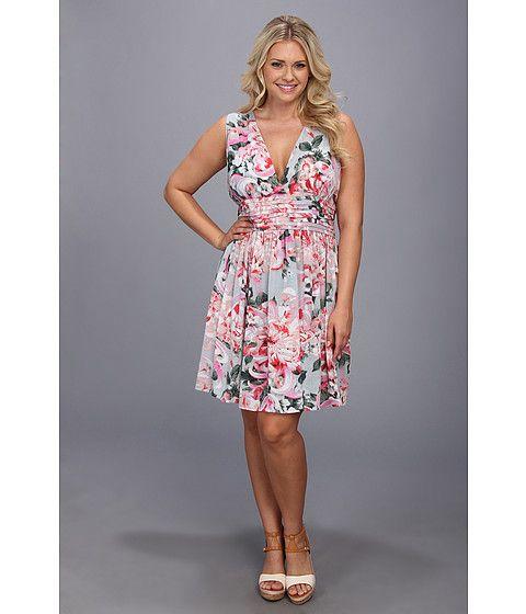 bb dakota plus size gelsey dress | kelli girl :spring look
