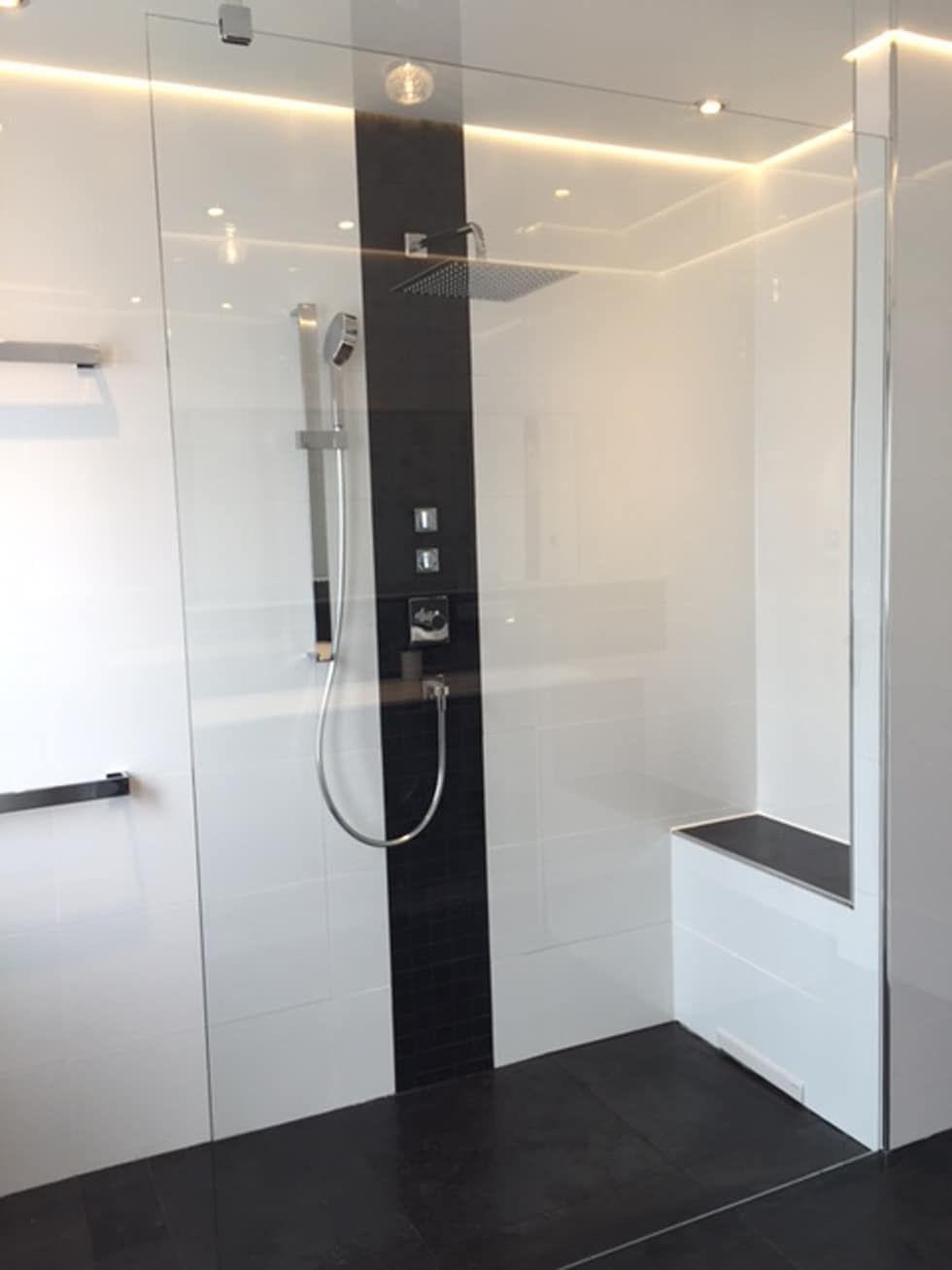 Badumbau mit barrierefreier dusche klassische badezimmer ...