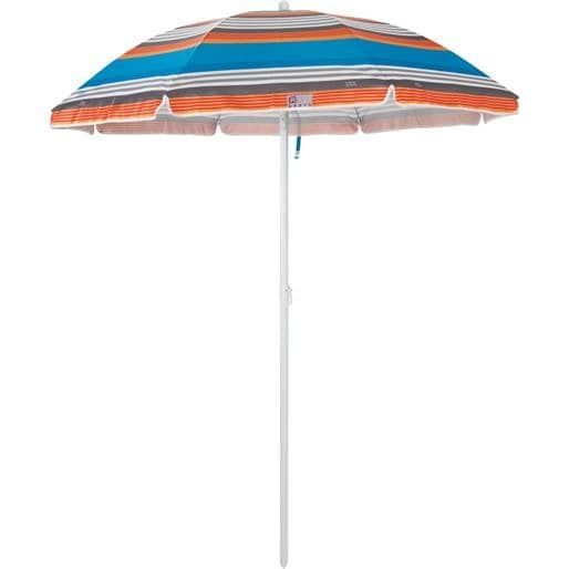 Rio Brands Chairs 6 Beach Tilt Umbrella Ub78 1801 Unit Each Silver