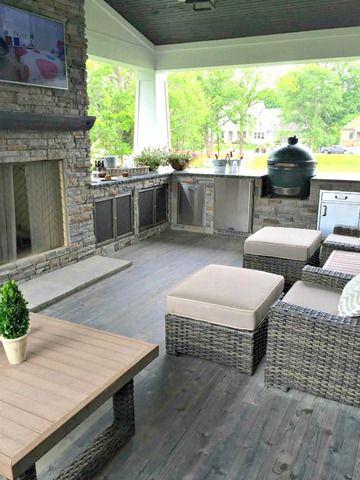 Beautiful Outdoor Living Space Outdoor Living Ideas Outdoor