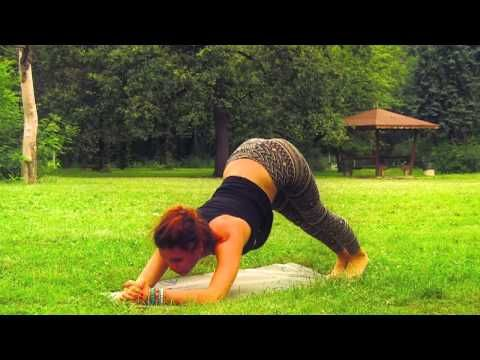 coffee cup hiit power yoga  the first 15 mins is an