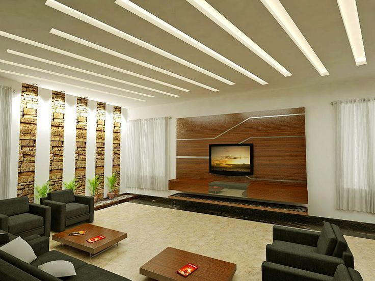 30 gorgeous gypsum false ceiling designs to consider for for False ceiling design for lobby