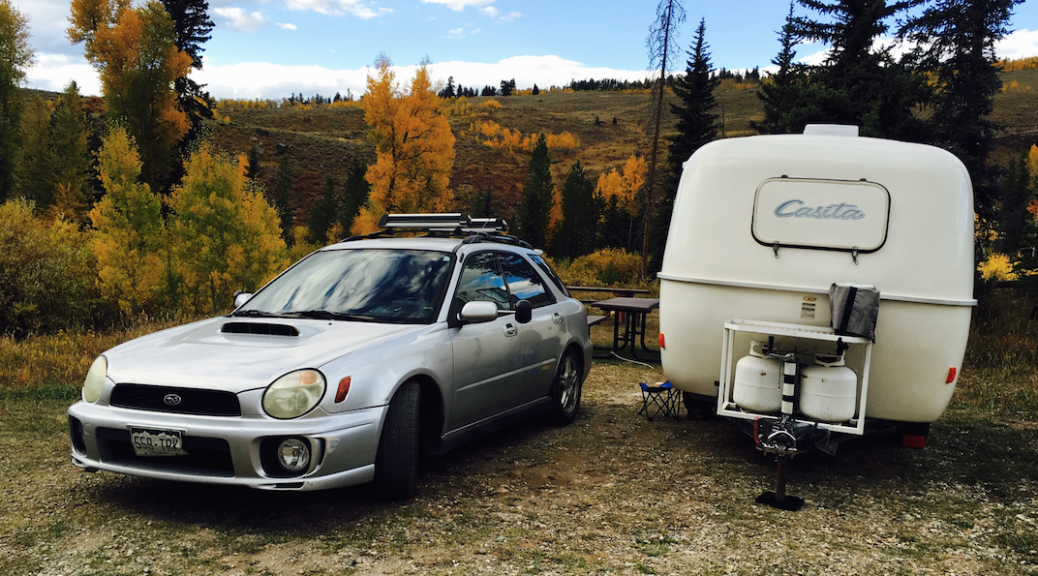 13 Casita Towed By A 2002 Wrx Subaru Wrx Wagon Subaru Wrx Wrx Wagon