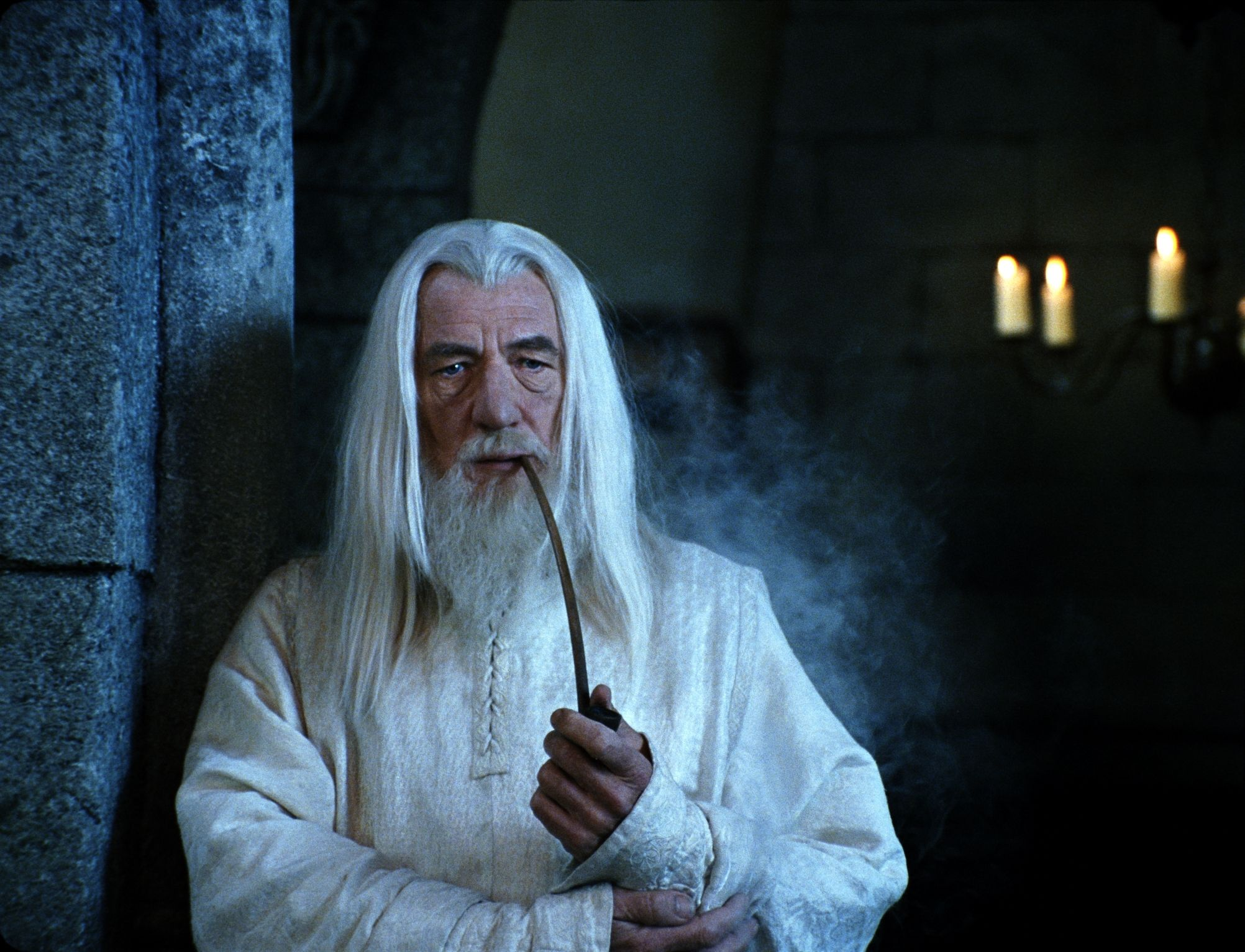 Gandalf White Lord Of The Rings Lord Of The Rings Ian Mckellen The Hobbit