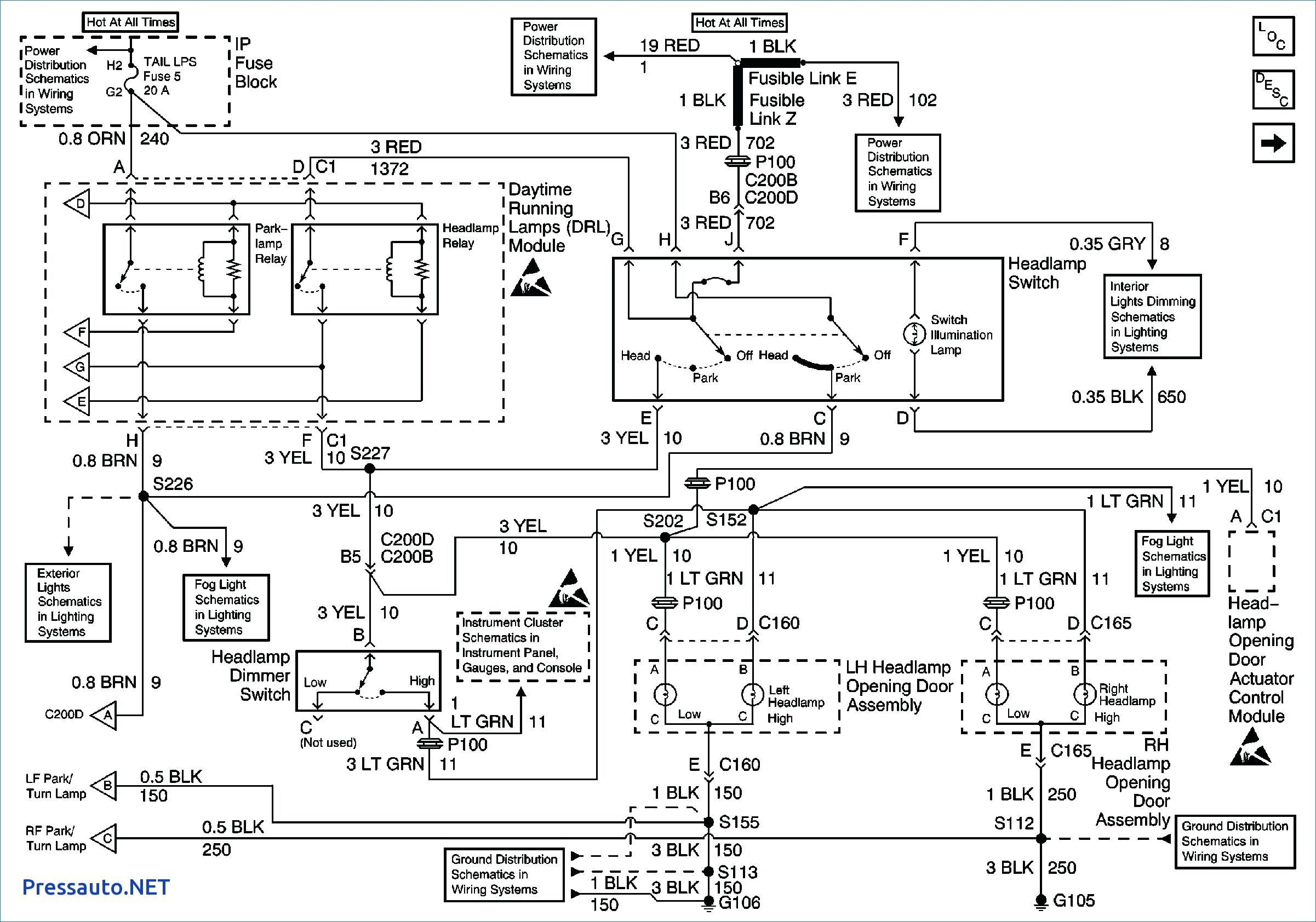 Cj7 Headlight Wiring Diagram