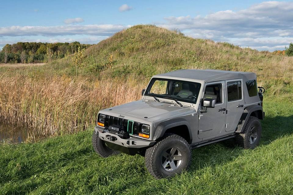 Jeep Defender Conversion