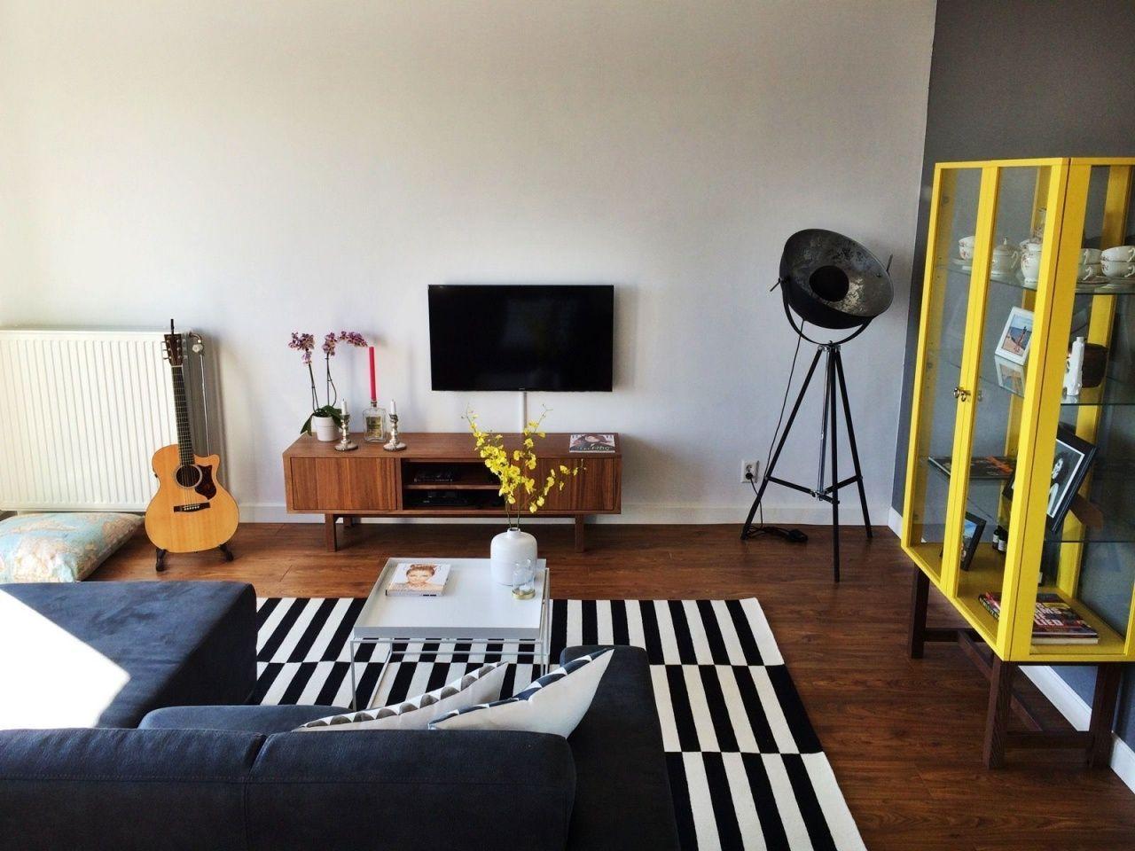 Top Image Yellow And Grey Living Room Ikea