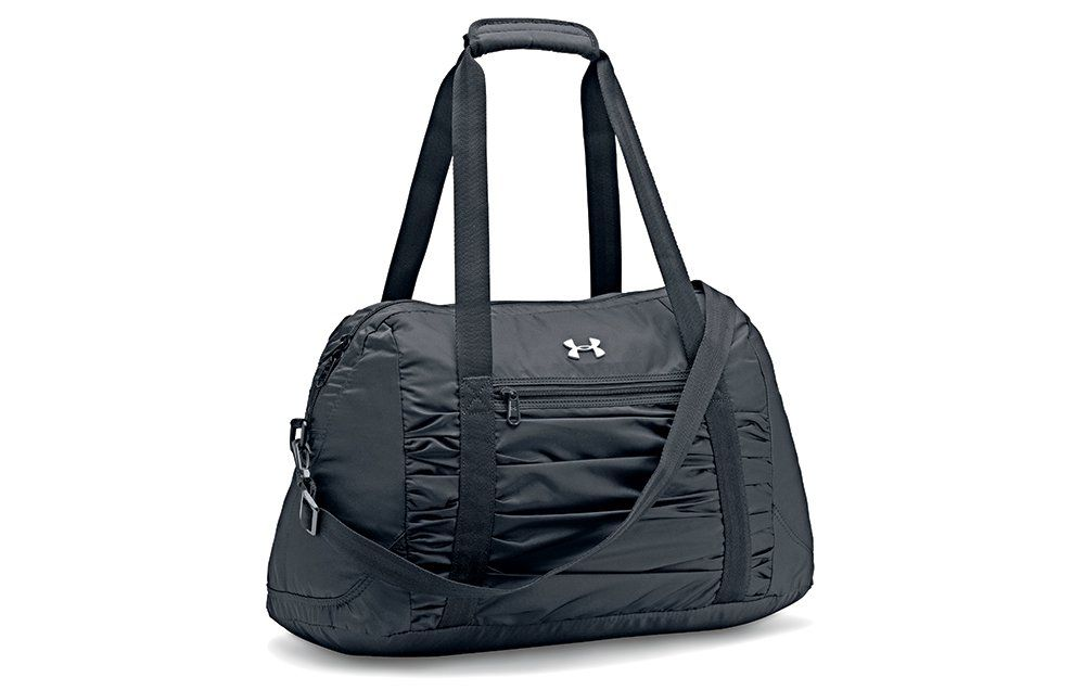 be31947d49a4 Under Armour UA The Works Gym Bag 2.0 https   www.womenshealthmag.com  fitness bellamy-young-workout-bag slide 1