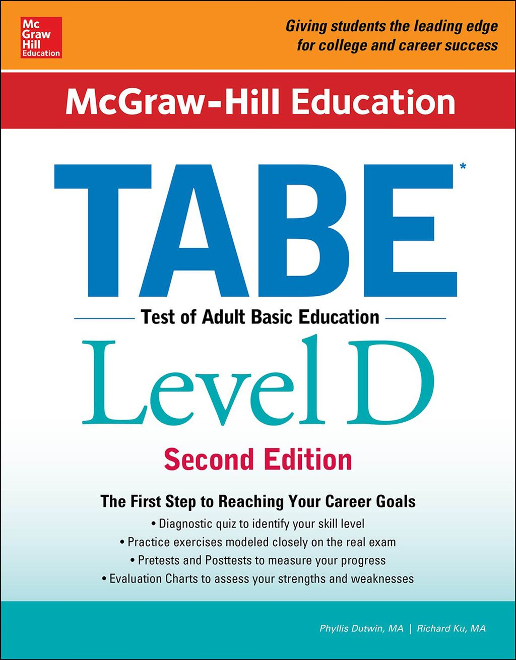Mcgraw Hill Education Tabe Level D Second Edition Ebook