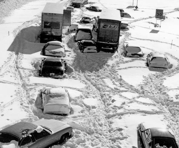 Blizzard 1978 Ohio Cincinnati Ohio