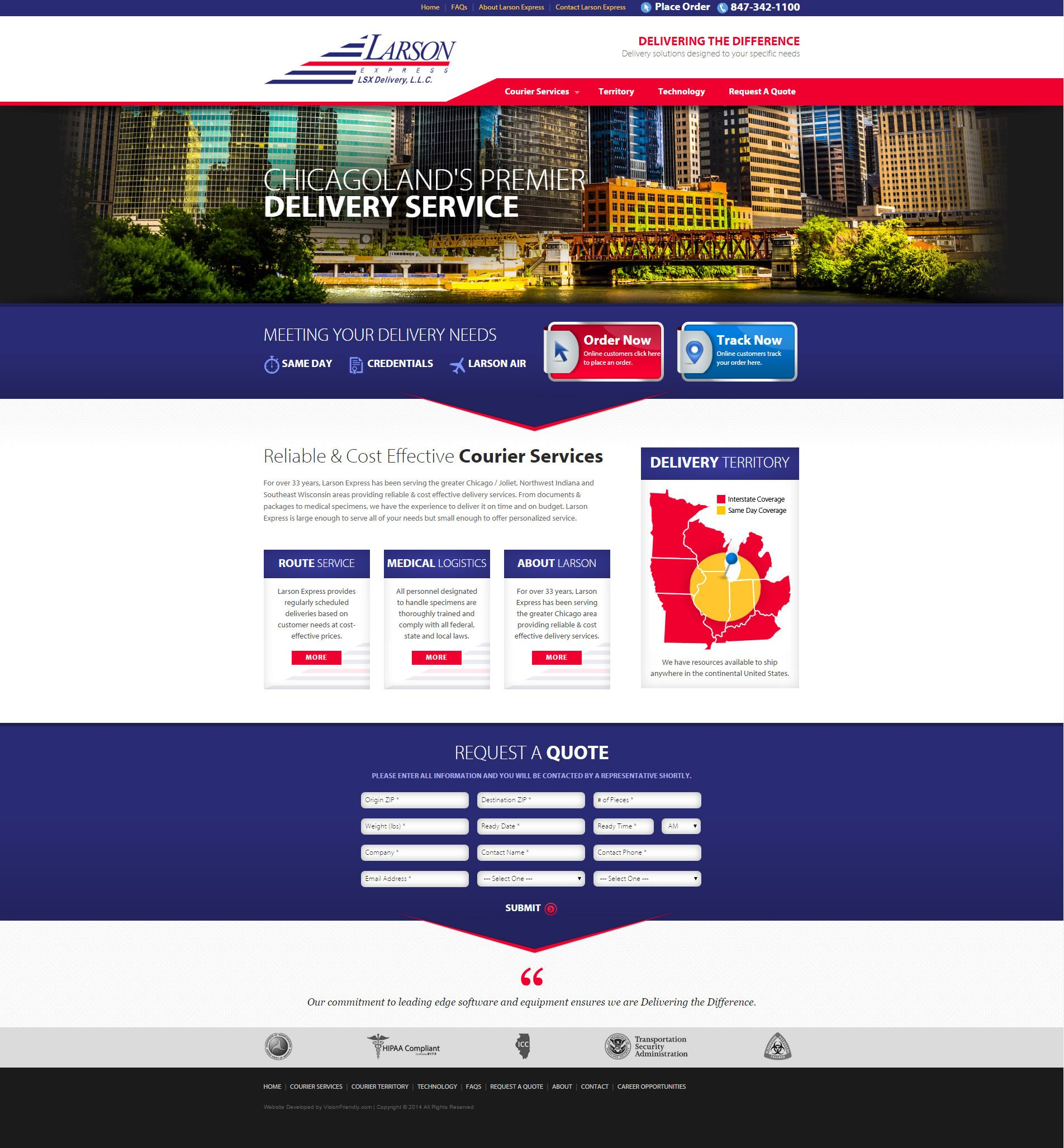 Full Width Layout Web Design By Visionfriendly Com Website Design Web Design Design