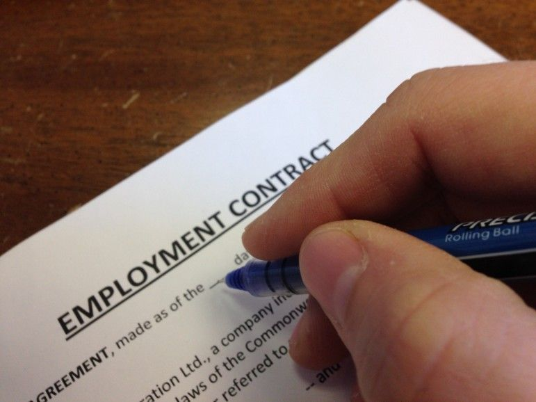 Employment Contracts And Guidelines Under New Law  Armani