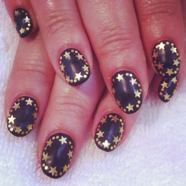50+ Cool Star Nail Art Designs With Lots of Tutorials and Ideas ...