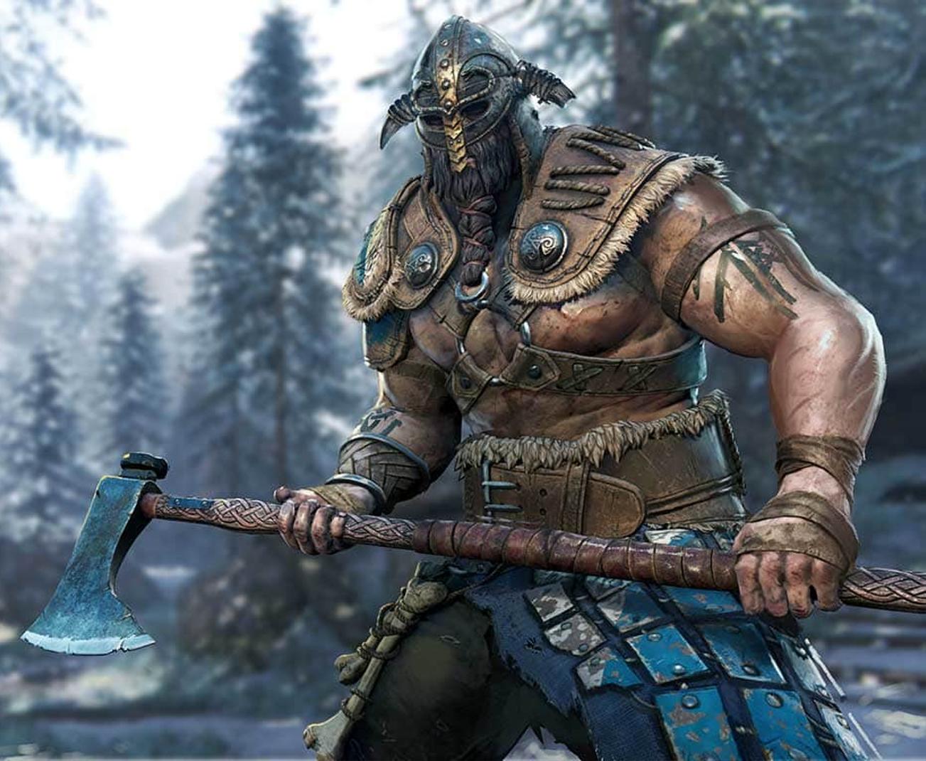 Raider For Honor Viking For Honor Characters Vikings