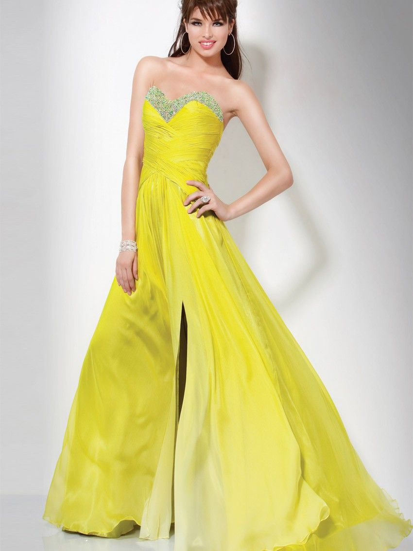 Prom dress for the prom queen sunshine