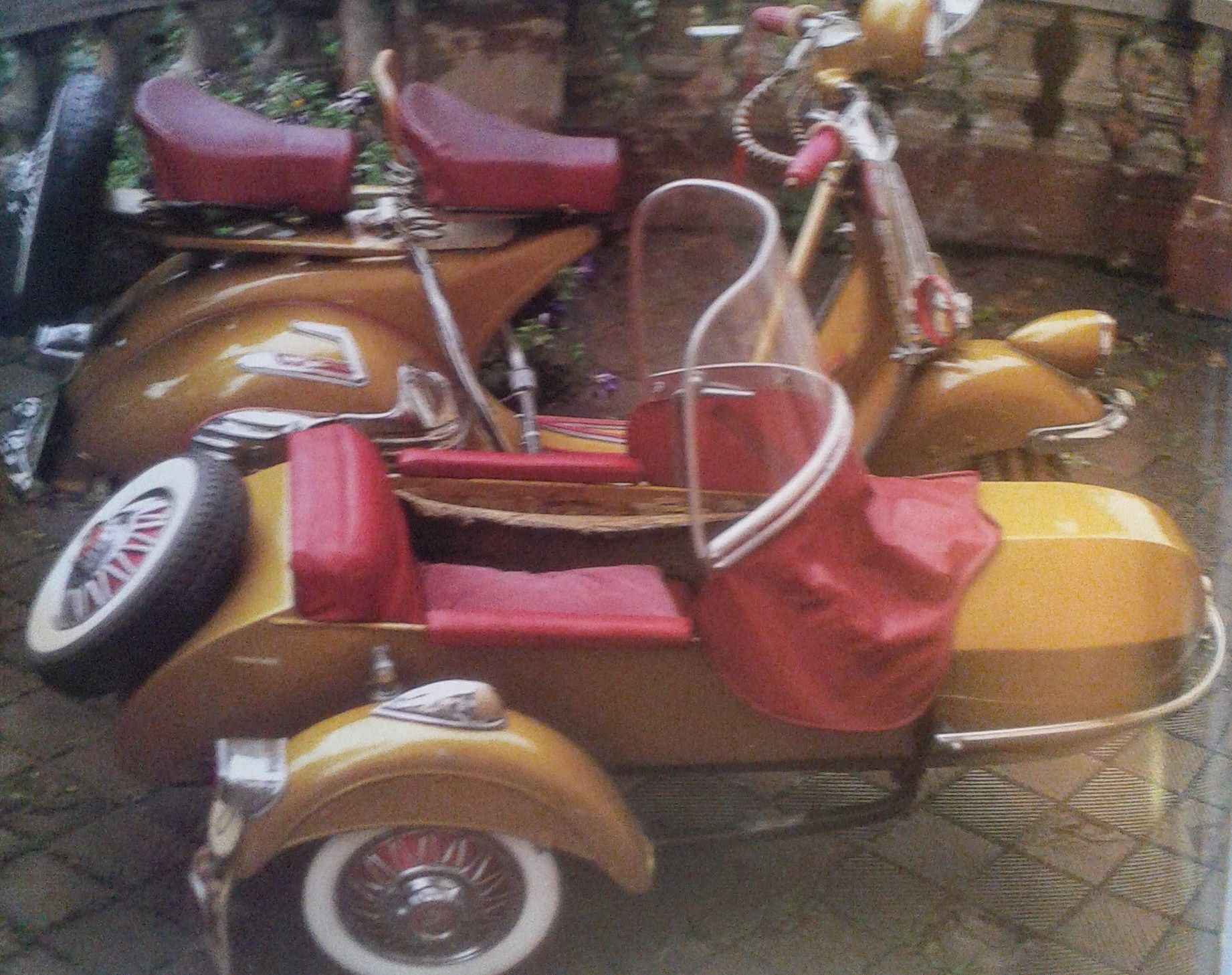 Another side car.