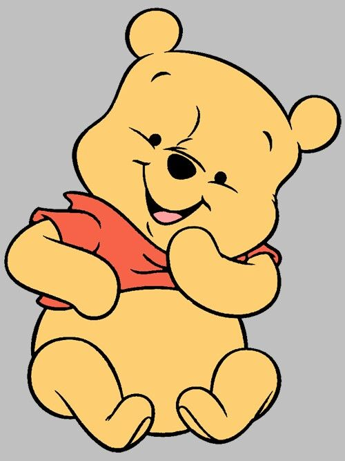 Baby Pooh Bear Disney Winnie The Pooh Baby Disney