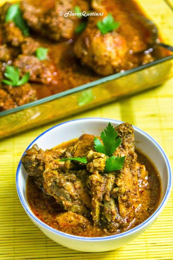 Chicken Xacuti Goan Recipes Indian Chicken Recipes Recipes