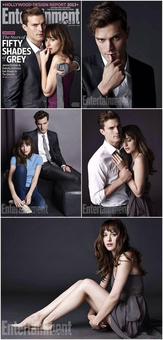 Fifty Shades of Grey ~ The Movie