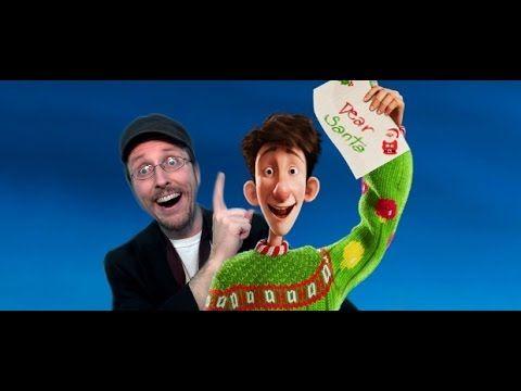 Why Is Arthur Christmas A Masterpiece Youtube Stephen King Movies Nostalgia Critic Goofy Movie