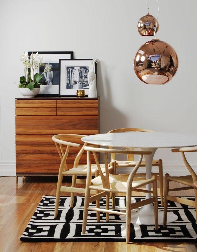 Tulip Table Round Lacquer Rove Concepts Rove Classics Mid - Rove concepts tulip table