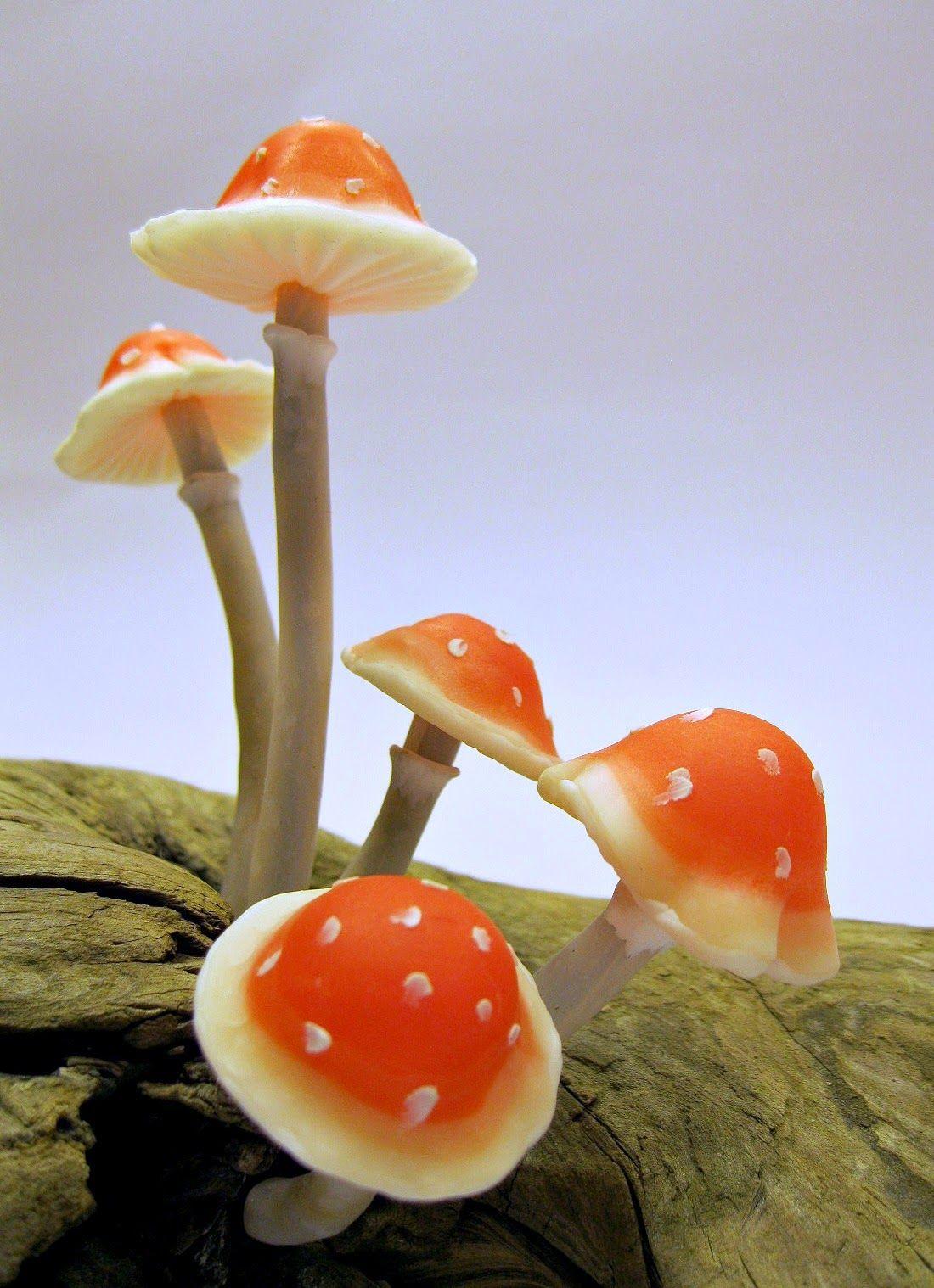 ...Make It With Me: Glowing Mushroom Mood Light Full Tutorial