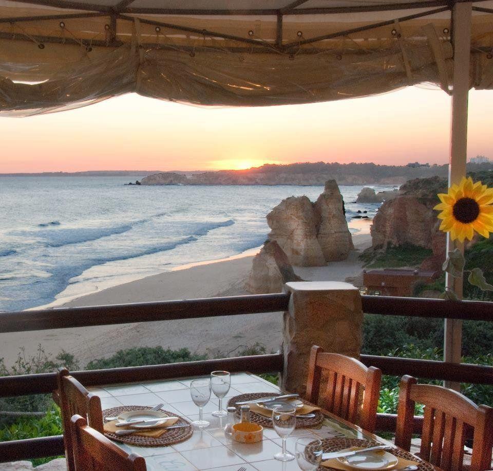 Delicious Lunch with a View! A Casa da Rocha, Portimao