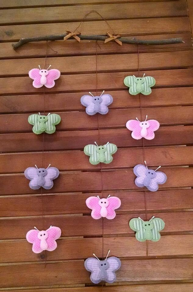 Mobile borboletas