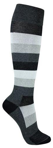 Raidalliset tukisukat, mustavalkoiset. 14,78€. http://www.tukisukat-shop.com/ #tukisukat