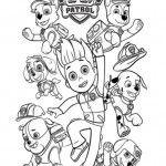 Finalmente dei bei disegni da colorare dei paw patrol per for Immagini da stampare paw patrol