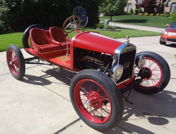 Sub 10k 1924 Ford Model T Speedster Ford Models Model T Vintage Cars