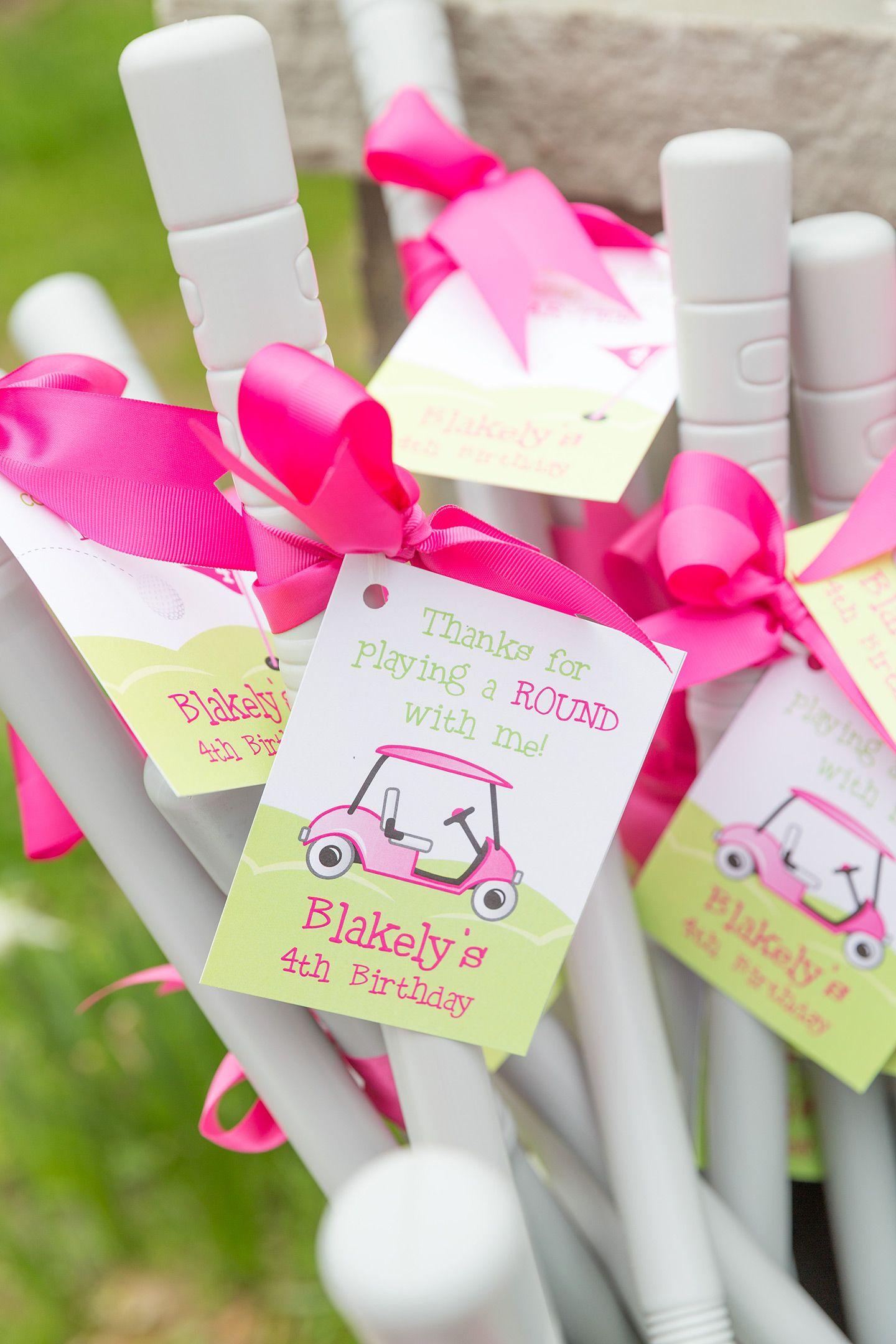 Blakely\'s 4th Birthday: Pink \