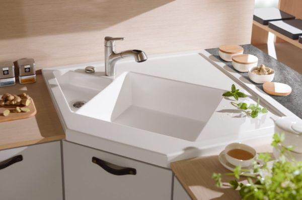 keramikspülbecken moderne waschbecken waschbecken design Küche - küche waschbecken keramik