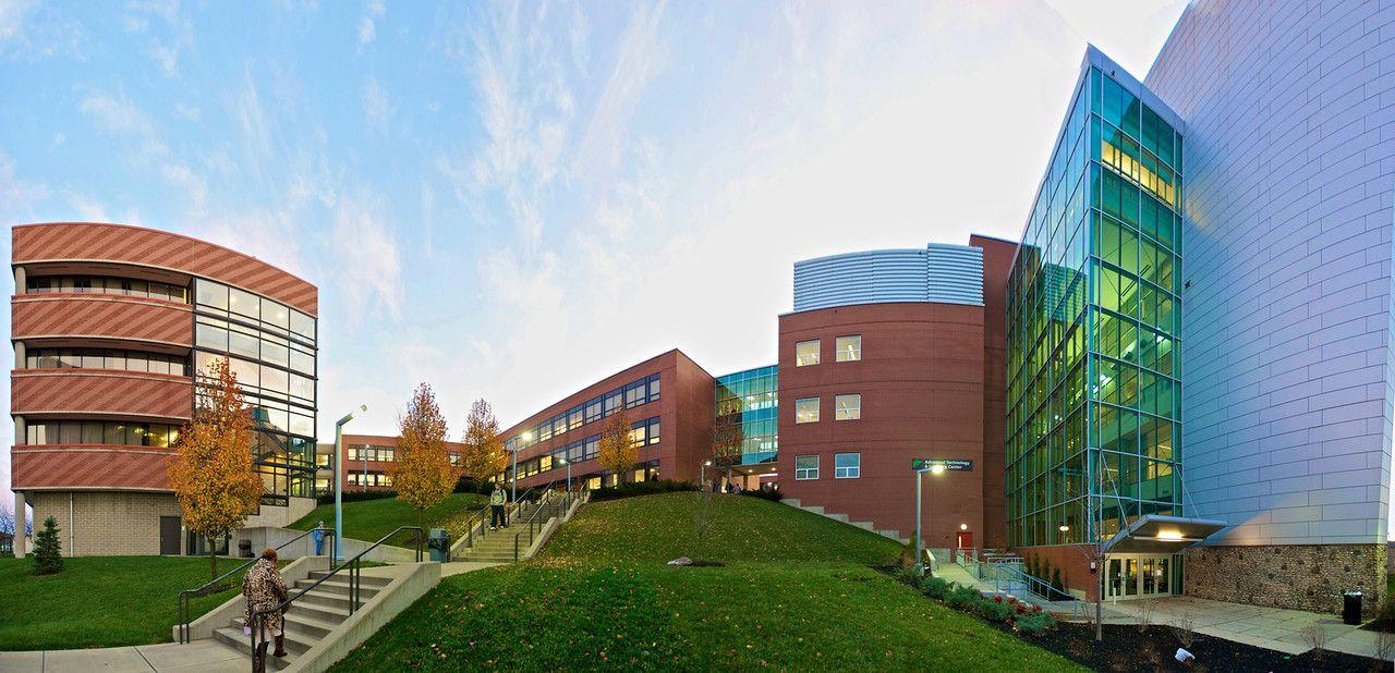 Cincinnati state technical and community college in