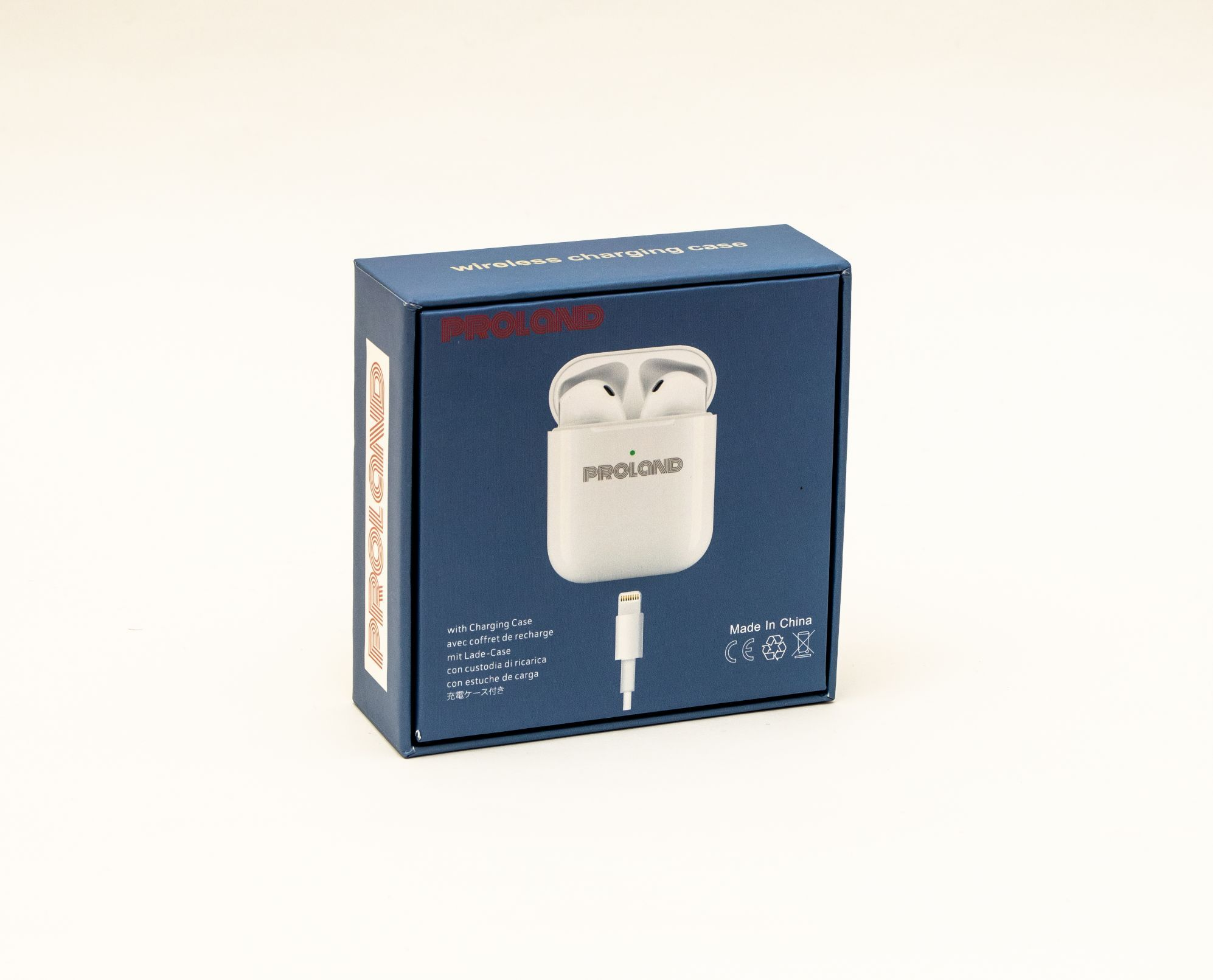Airpods Proland Ma 2 بسعر 730ج بدل من 950ج Phone Accessories Electronic Products Accessories
