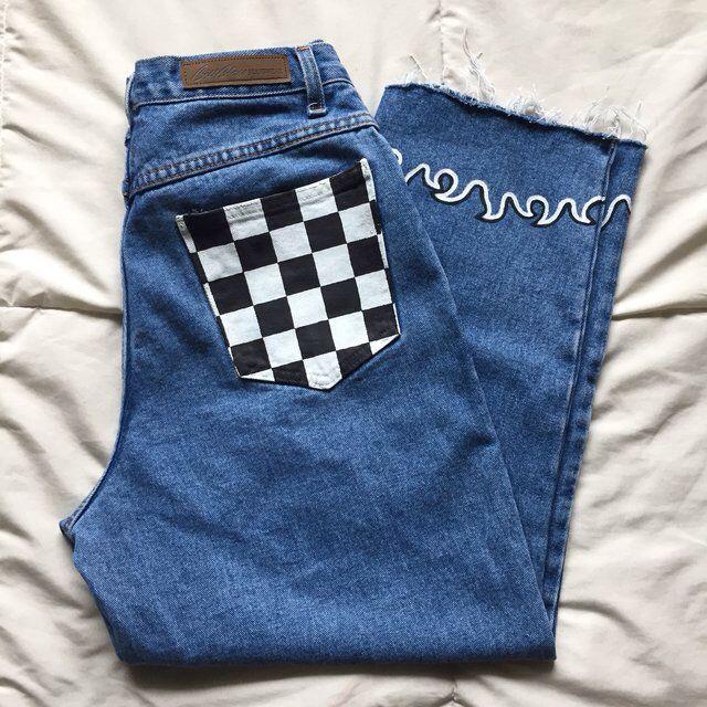 Photo of ? sjekk ut disse jeansene! la meg gi deg … – Depop