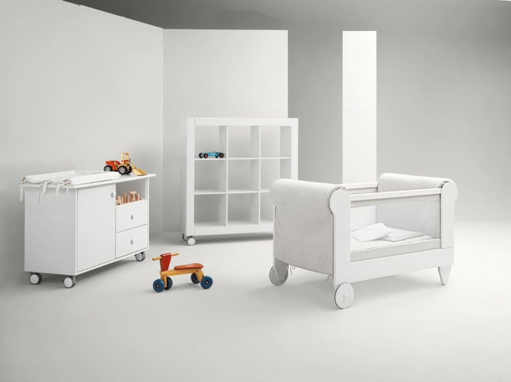 Mibb Camerette ~ Cameretta mibb baby room