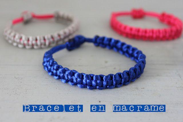 Le Blog de Mandy: Atelier bracelet #2