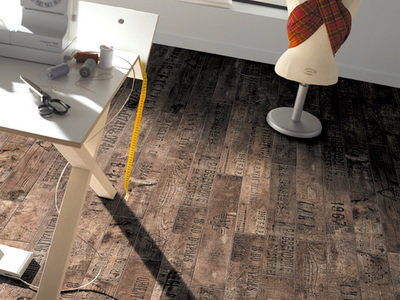 German Flooring Company Parador S Laminate Flooring Is Inspired By Salvaged Fruit And Wine Crates