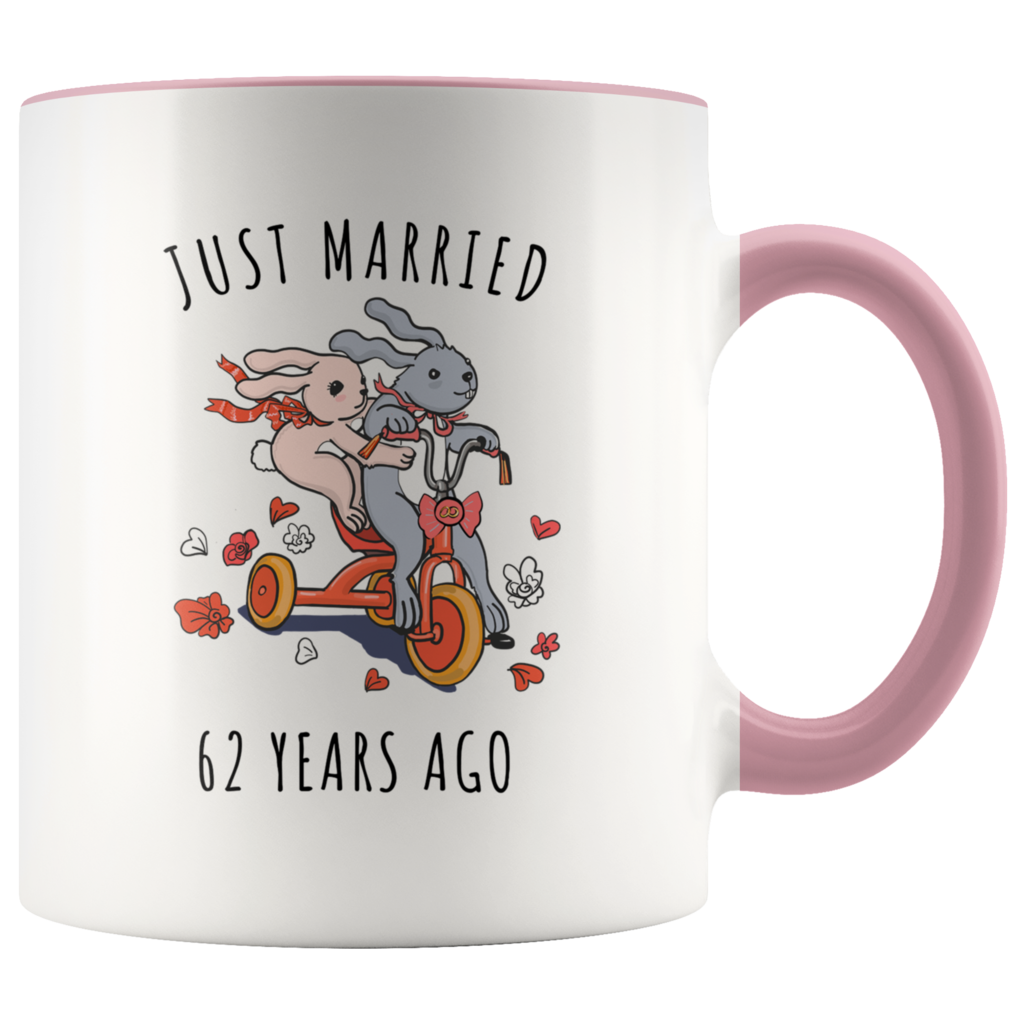 62nd Wedding Anniversary Gift
