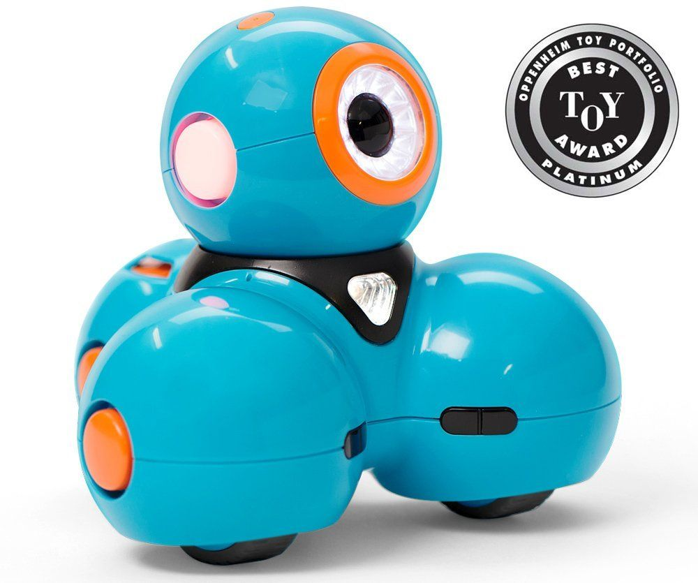 Wonder Workshop - Robot educativo Dash (DA01): Amazon es