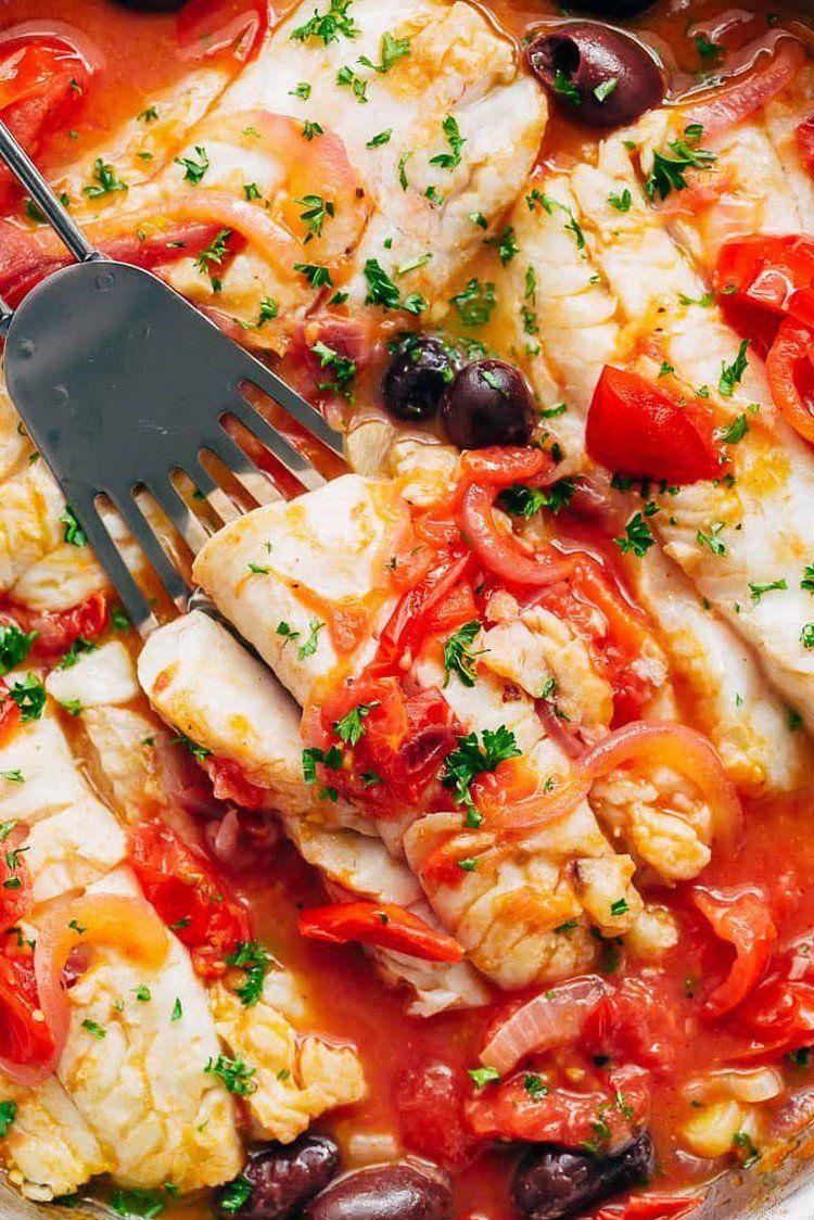 Preparez Vous Un Poisson A La Poele Pour Un Diner Appetissant