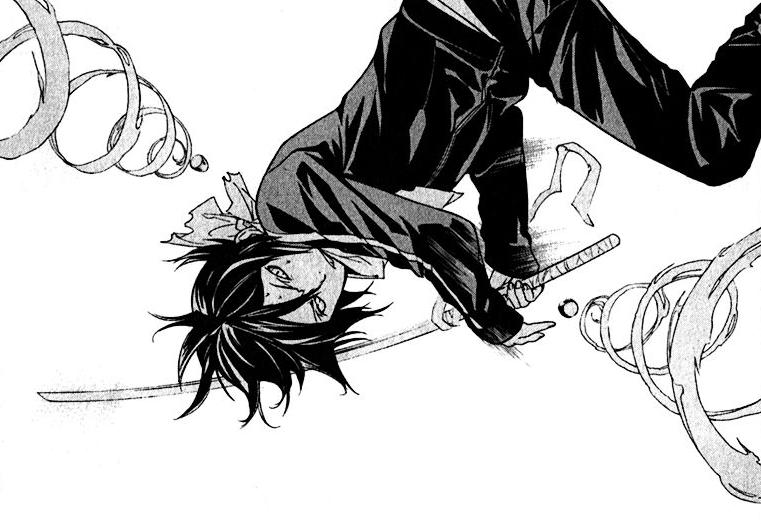 #Noragami Yato and Yukine