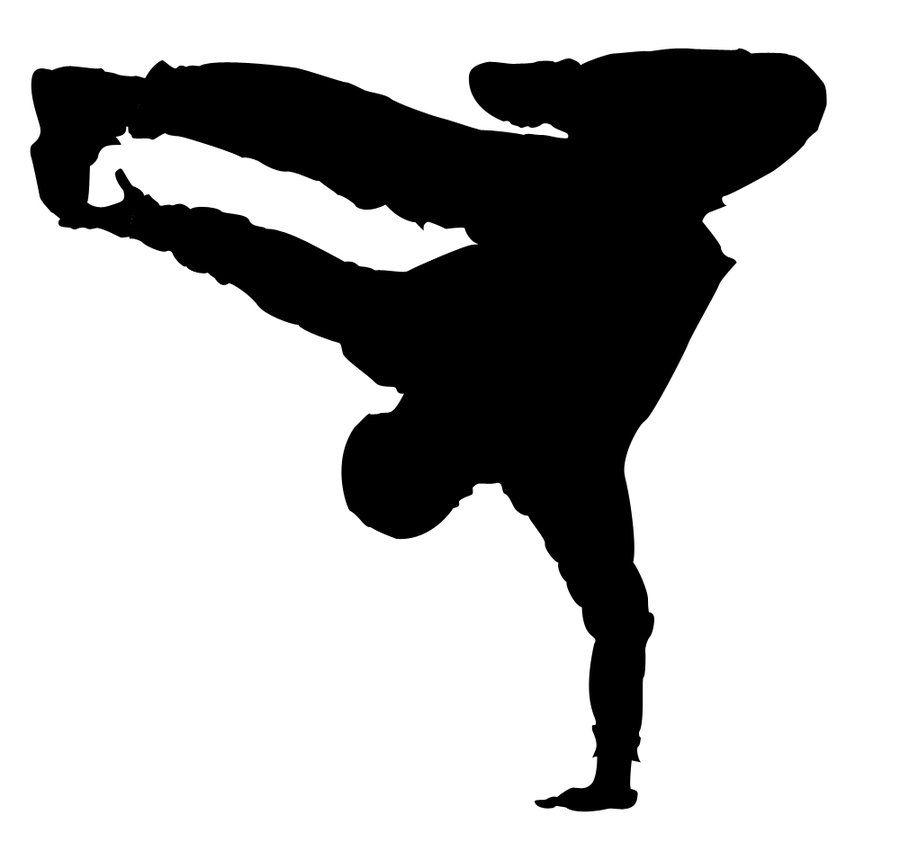 Dancer Clipart Silhouette Leap Dance Silhouette