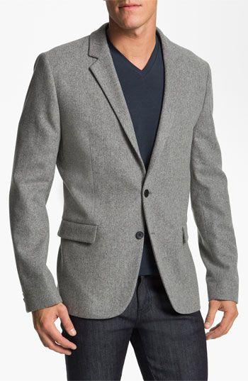 HUGO 'Arbone' Wool & Cashmere Blend Blazer available at #Nordstrom