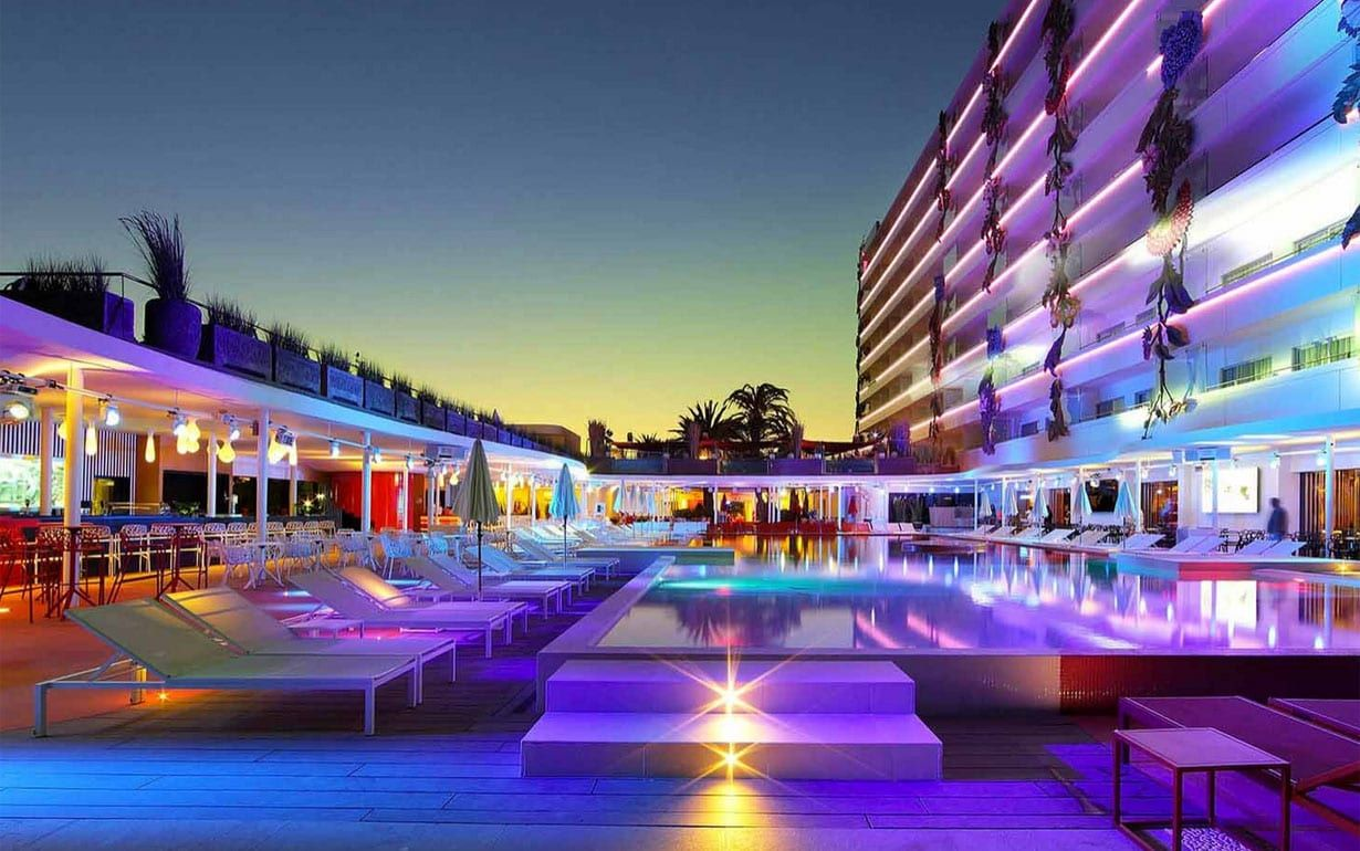 Looking For Flights To Ibiza From Nottingham Available Direct And Return Top Hotel Ibizaibiza Townibiza Beachfive Star