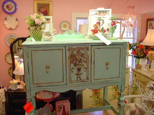 Houston Antique Painted Furniture, Furniture Painting Houston