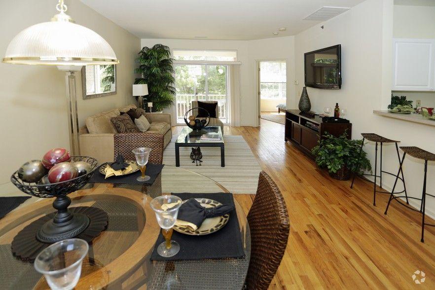 River Bend at Florham Park Living Room | Inside our Residential ...
