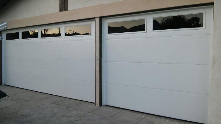 Inspiring Garage Door Panel With Windows Designs Garage Garageedoorpanel Garagewindows Garageideas Garage Doors Garage Door Panels Garage Door Replacement
